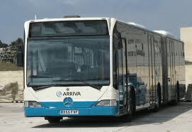 14 Arriva's disastrous bendy buses
