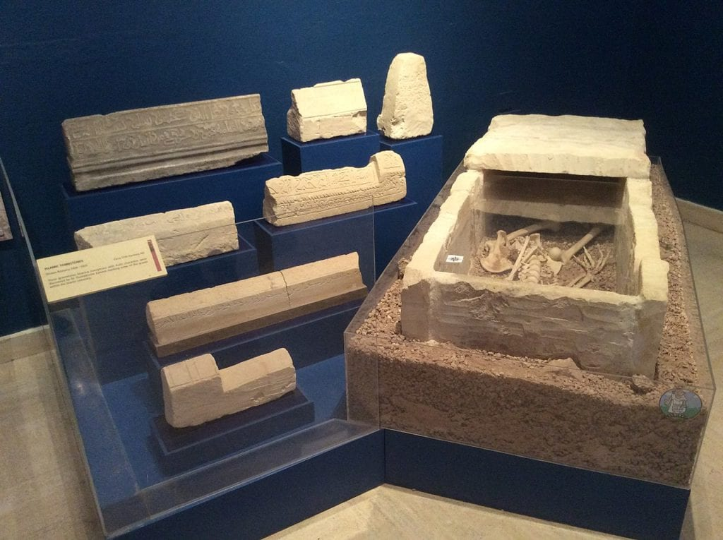 MalDia Arab tombs found on the Roman Villa site later used as an Arabic Cemetery