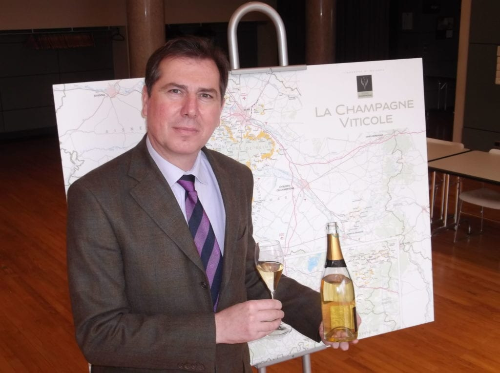 Wibrotte JBB at Epernay a