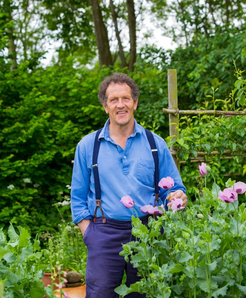 Pic MontyDon will be at the RHS Malvern Spring Festival