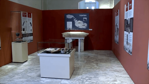 MalDia Exhibition mounted at the National Archaeology Museum in Valletta