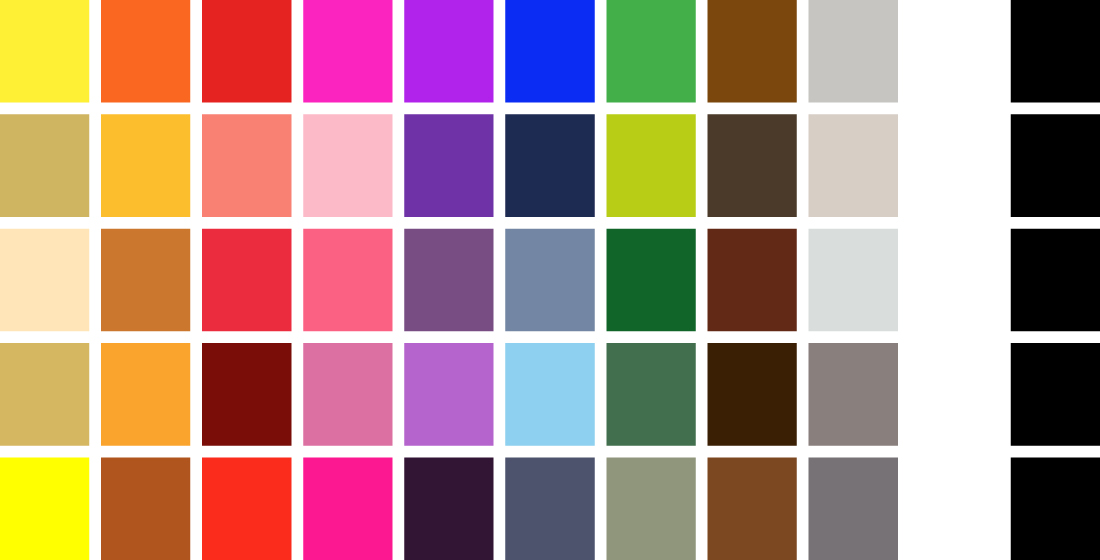 Branding Colour Psychology – An Introduction