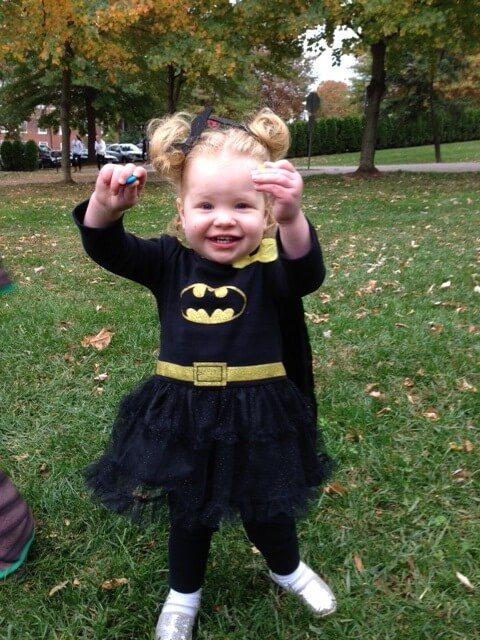 Gwen Davidson_Batgirl