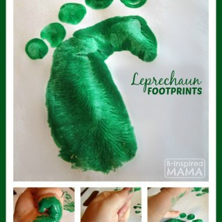 Leprechaun Footprints and Other St. Patrick's Day Shenanigans