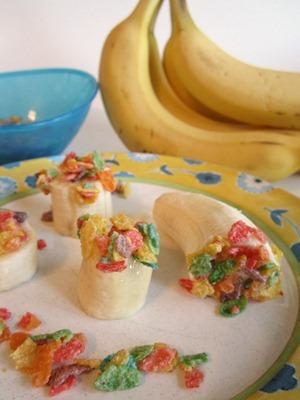 Fruity Banana Bites for Kids