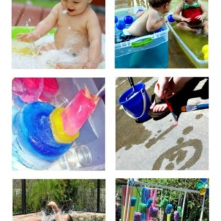6 Summer Water Activities from The Kids Co-Op