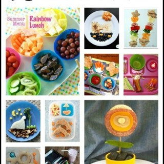 10 Fun Summer Lunches for Kids