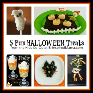 Fun Halloween Snacks [Kids Co-Op]