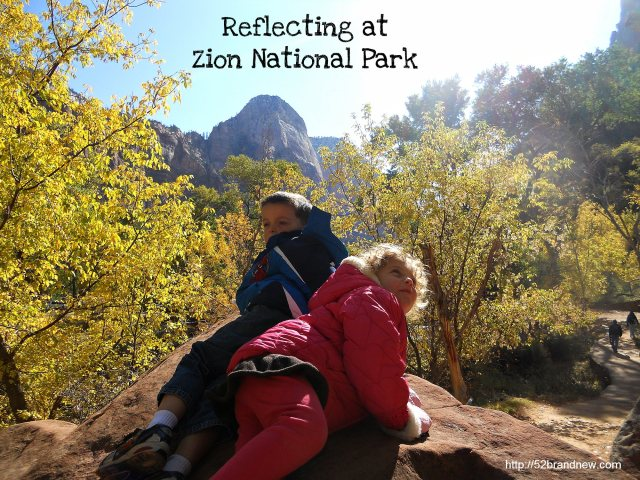 National Park Vacations with Kids from 52 Brand New at B-Inspired Mama