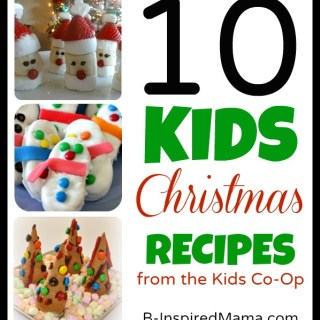 10 Kids Christmas Recipes from the Kids Co-Op