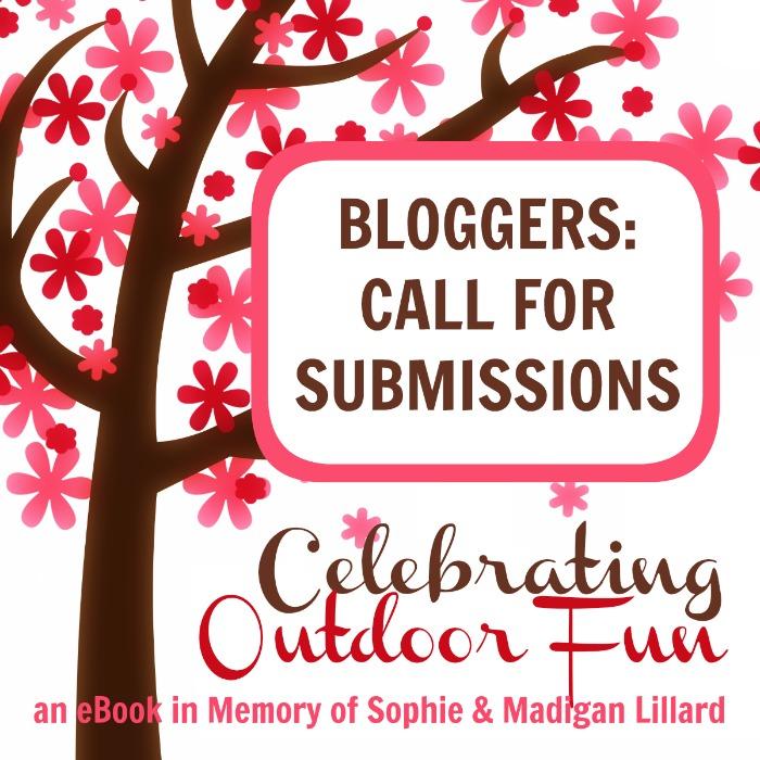 Lillard Memorial eBook Celebrating Outdoor Fun Call for Submissions at B-InspiredMama.com