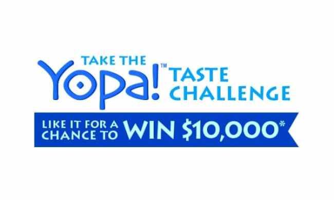 #YopaYogurt Taste Challenge at B-InspiredMama.com #spon