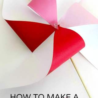 How to Make a Pinwheel (And Impress Your Kids!)