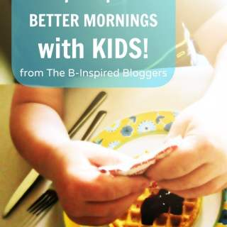 Better Kids Morning Tips [Sponsored by EGGO Drizzlers]