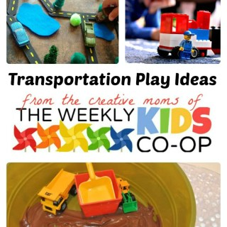 Playing Cars, Trains, and Trucks with The Weekly Kids Co-Op