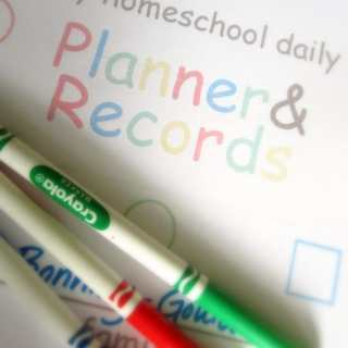 Homeschool Planning Made Easy [Sponsored by My Color Coded Homeschool Planner]