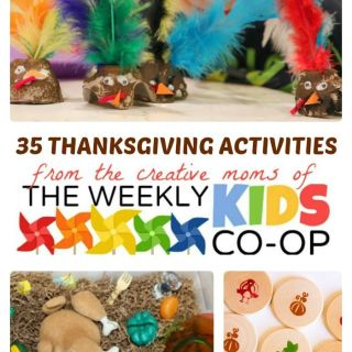 35 Fun Thanksgiving Activities for Kids