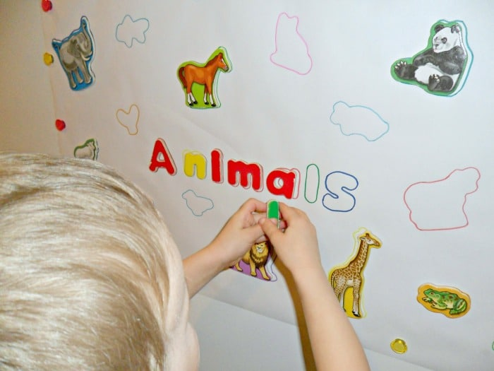 Early Learning with a Simple Magnet Puzzle [Contributed by And Next Comes L]