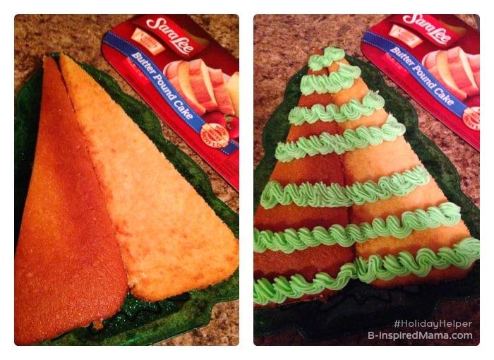 Steps to Make an Easy Christmas Cake Recipe
