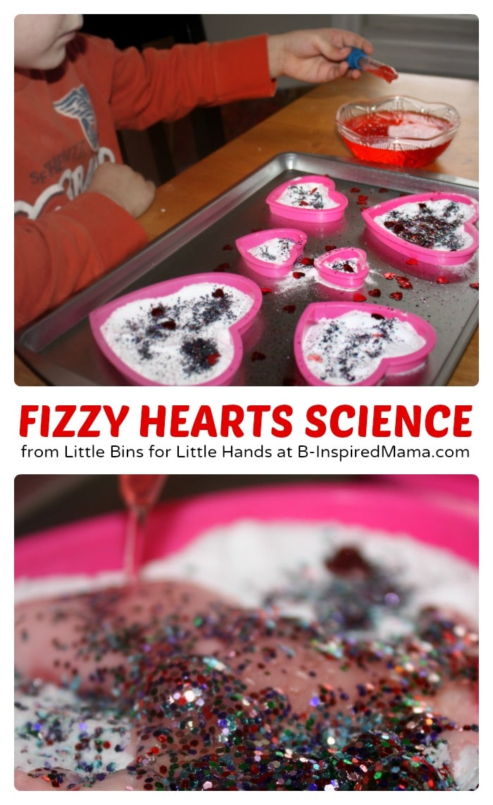 Fizzy Hearts Science for Kids