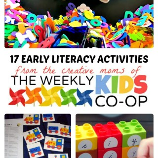 17 Easy Early Literacy Activities for Kids