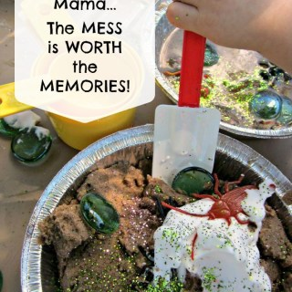 Why the Mess is Worth It