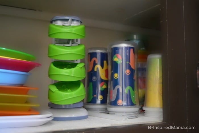 Must Have Baby Items for Kitchen Organization + GIVEAWAY #Sponsored by Playtex #MomTrustReviewUS at B-Inspired Mama