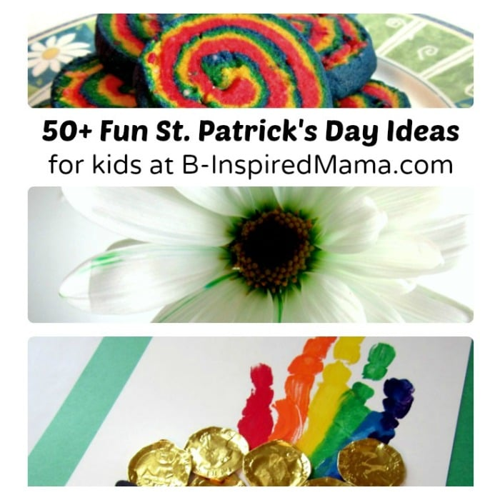 Fun Ideas for St. Patrick's Day for Kids