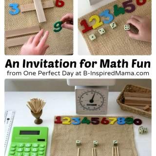 Independent Math Fun and Exploration