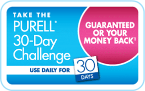 The PURELL 30 Day Challenge for Healthy Kids at B-Inspired Mama
