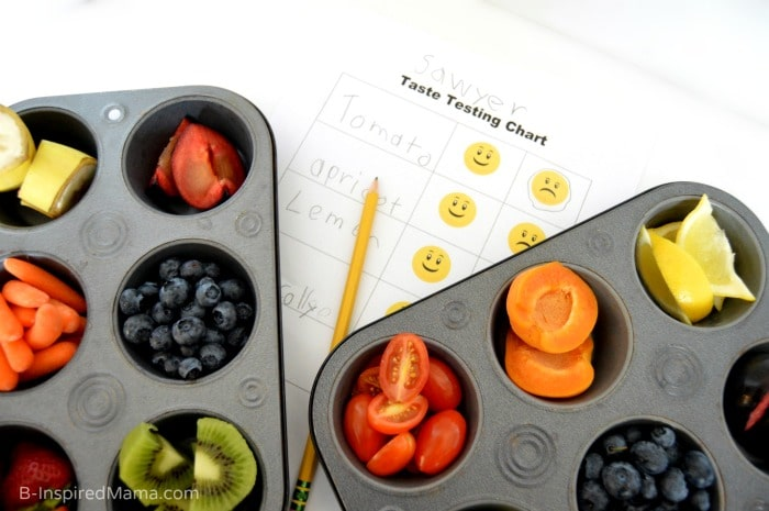 A Colorful Snack Taste Test #Sponsored by #HorizonB2S at B-Inspired Mama