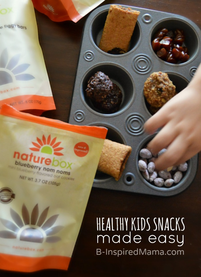 Healthy Kids Snacks Made Easy