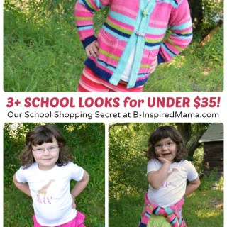 Our Back to School Outfits Have a Secret…