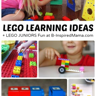 Awesome LEGO Learning Activities