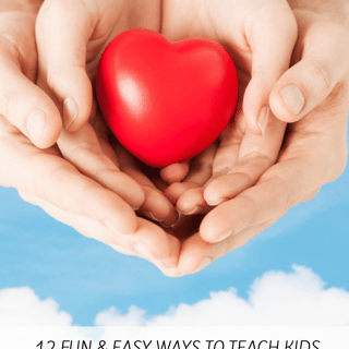 12 Ways to Teach Kids About Compassion + GIVEAWAY