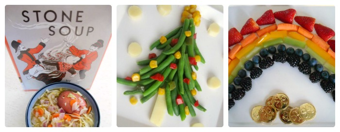 Vegetables for Kids - Recipe Ideas for Making Them FUN and Tasty at B-Inspired Mama [#sponsored #ILikeVeggies #CleverGirls]