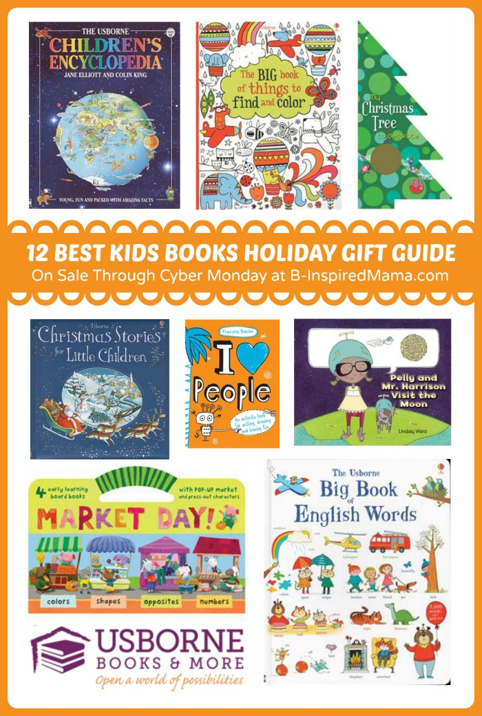 Holiday Gift Guide 2014: Awesome Children's Books