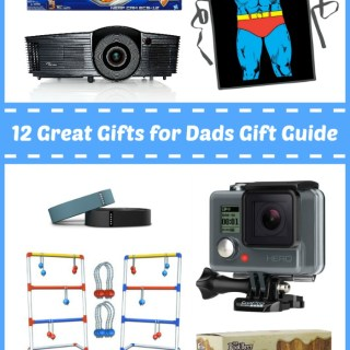 Holiday Gift Guide 2014: Great Gifts for Dads