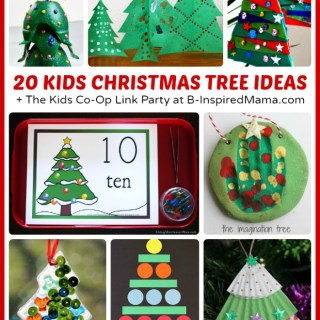 Christmas Tree Christmas Activities for Kids