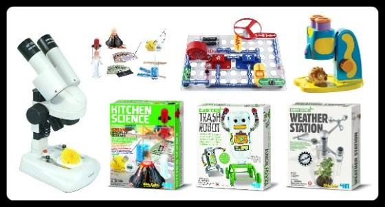 24 of The BEST STEM Toys for Kids - Science Kits at Fun Finds Friday - B-Inspired Mama
