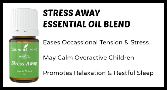 Stress Away Essential Oil Uses for Moms and Kids at B-Inspired Mama