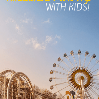 10 {MORE} Amusement Park Trip Tips + Six Flags Giveaway