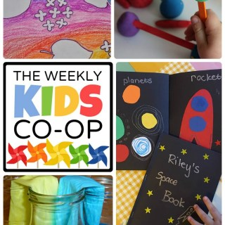 New Fun Activities at The Kids Co-Op Link Party