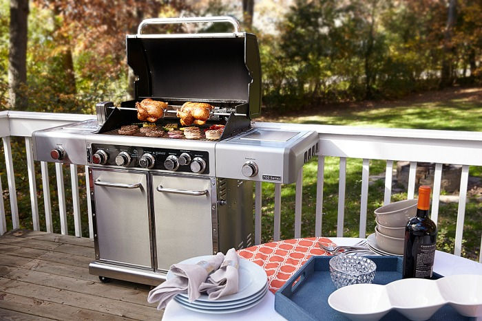 7 Sweet Grilling Recipes - Perfect for Summer - Sponsored by Kenmore Elite Grills at B-Inspired Mama
