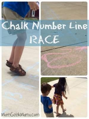 Number-Line-Race