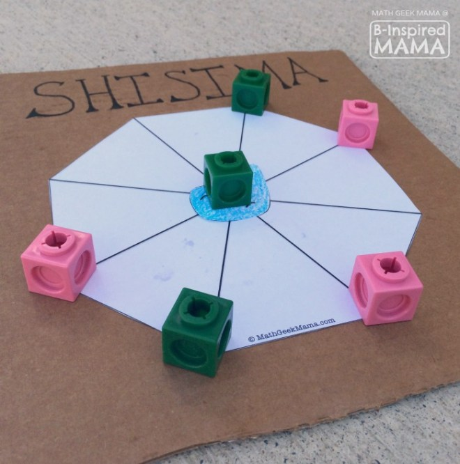 Shisima - An Cool Math Game from Kenya - at B-Inspired Mama