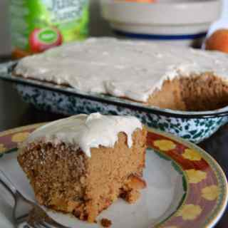 Kid-Approved Apple Spice Cake Recipe