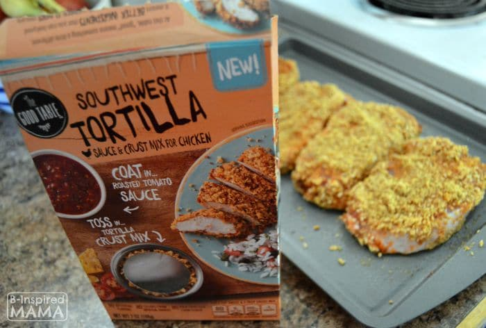 Southwest Tortilla Pork Taco Boats Dinner Recipe - With The Good Table - B-Inspired Mama