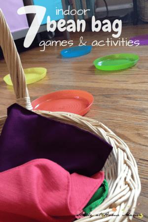 Indoor Bean Bag Games