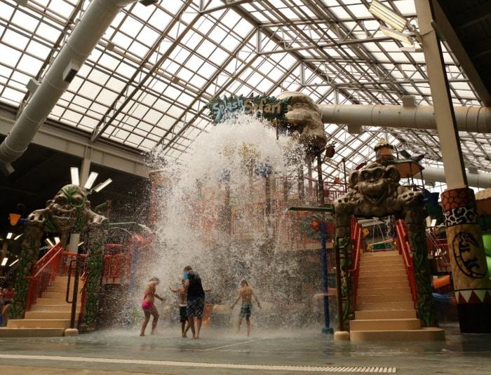 Indoor Water Parks and Why We Love Them - Kalahari 3 - B-Inspired Mama